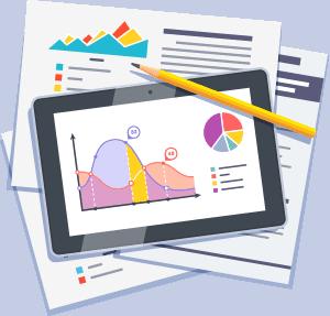 Honlap statisztika, Weboldal elemzés