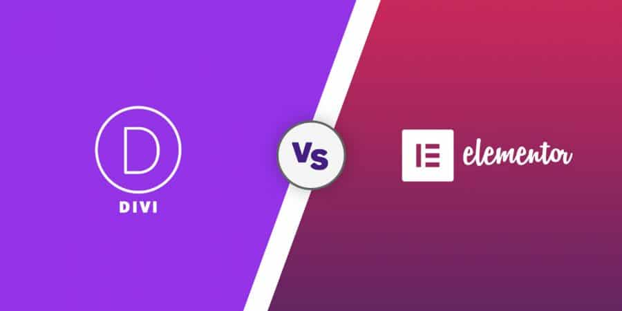 Divi vs. Elementor - WordPress sablonok összehasonlítása