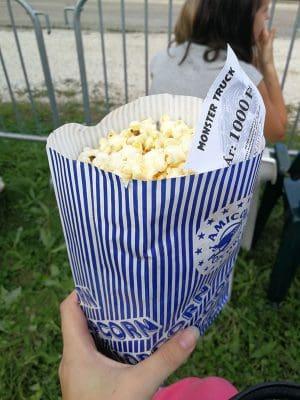 Kosárérték növelés popcornnal