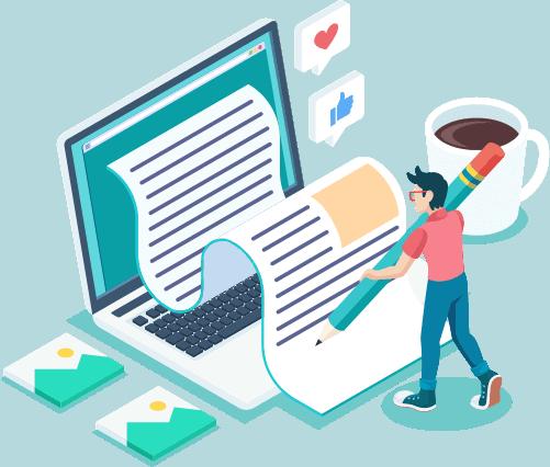 Hatásos marketing szöveg írása weboldalra