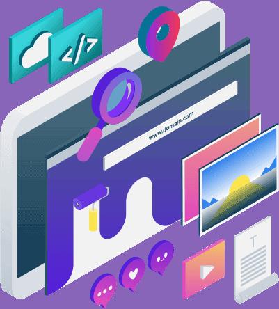 Konverzióra optimalizált gyönyörű szép webdesign