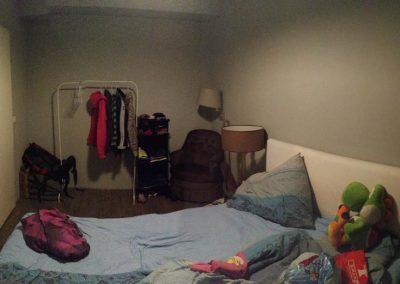 Bécsi lakás (hálószoba) - zero szekrény