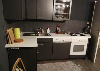 Bécsi lakás - konyhha... áram nélkül