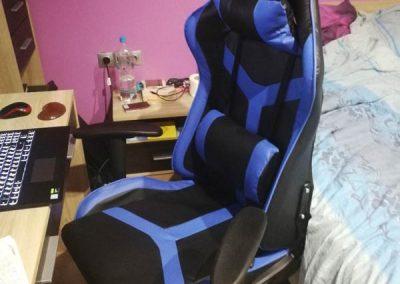 Új (ergonómiai) szék