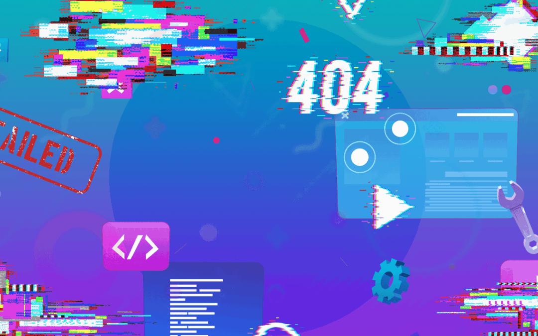 A leggyakoribb weboldal hibák