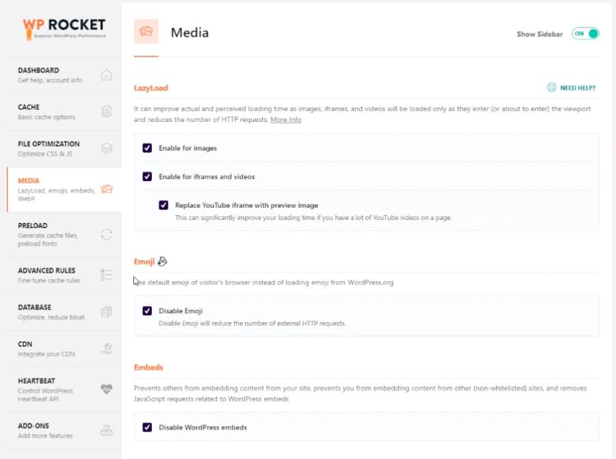 Így növeld weboldalad sebességét WP Rocket segítségével