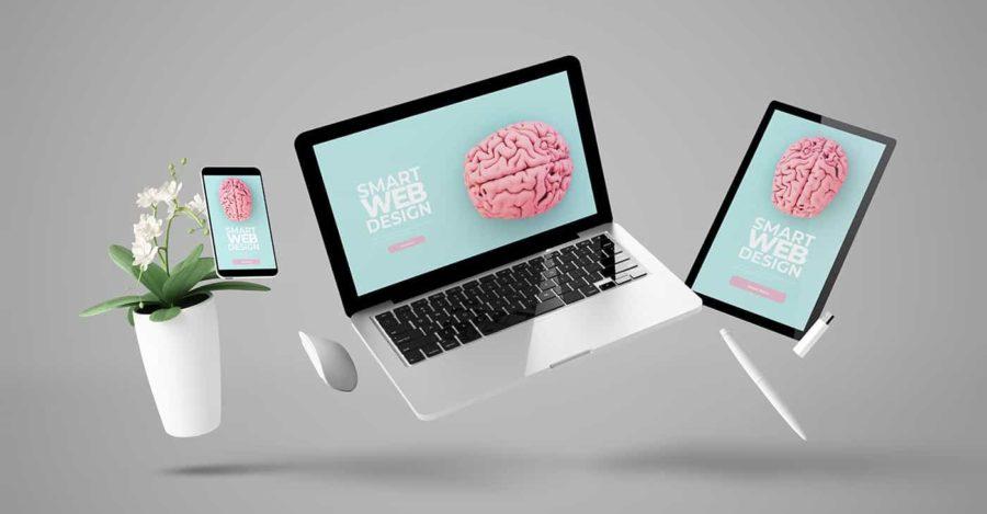 A jó webdesign segíti a látogatókat és növeli a konverziót is.